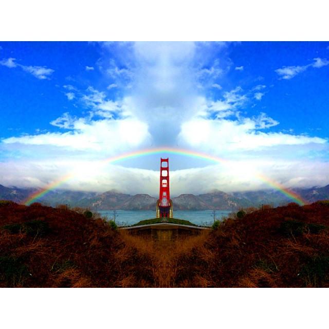 Aloha Friday! My favorite day of the week. #alohafriday #claytonhumphriesphotography #goldengatebridge #california #coast #sanfrancisco #canon5dmark2