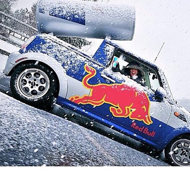 Best served chilled. #GivesYouWings