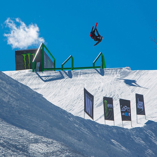 """This year will be a bit more experimental.  I'm going to try to explore some new tricks and runs.""-@nickgoepper"