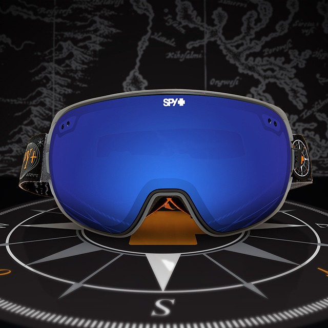 Want to #SEEHAPPY in the Doom snow #goggle with #HappyLens?  Head to @kingsnowmag to see how you can win the happiest prize pack around.  To see our full line of snow goggles including the @eeroniemela Signature Doom pictured here, head to...