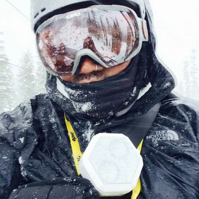 Let there be snow! #tistheseason #rideloud #boombotix