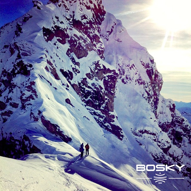 Whether it's on your own or in good company, keep on exploring. #bosky #welcometonature #winteriscoming
