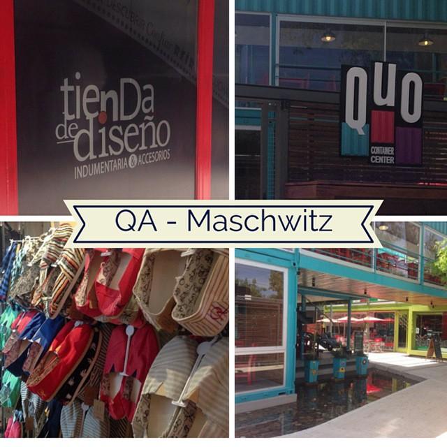 Somos QA y estamos en QUO: La misma actitud en todo el país. Mendoza 1667 Ingeniero Maschwitz #QASustentable #QuiénSabedeActitud www.QA.com.ar