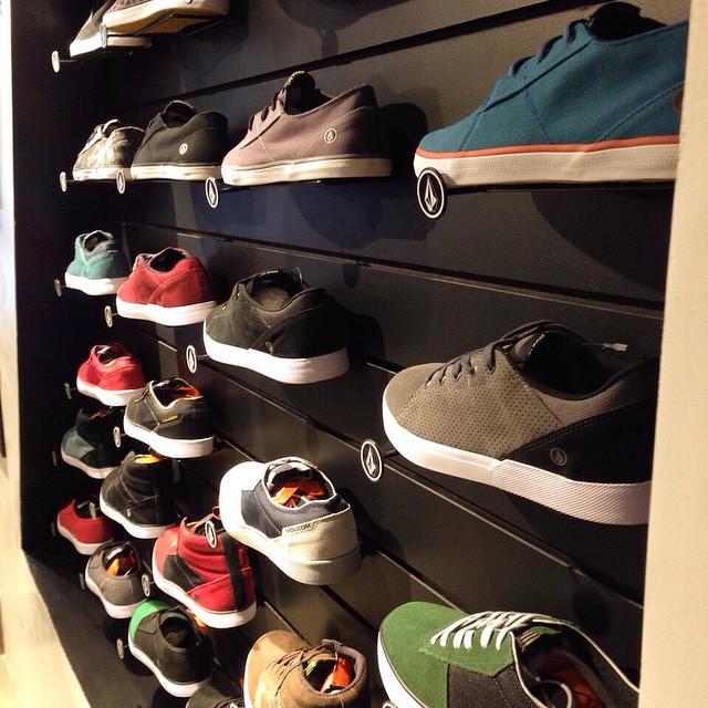 Volcom Footwear : tecnología, confort, ductilidad. conquista las calles. #SS15 #Volcomfootwear En todos nuestros #VolcomStores