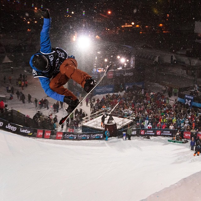 """Seven-time gold medalist Kelly Clark will begin her 16th professional season this month. """"It's no secret that I've been doing #XGames longer than Chloe Kim has been alive."""""""