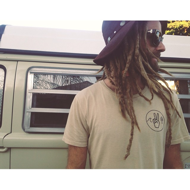 Sneak peak of our new men's Unity tee in canvas