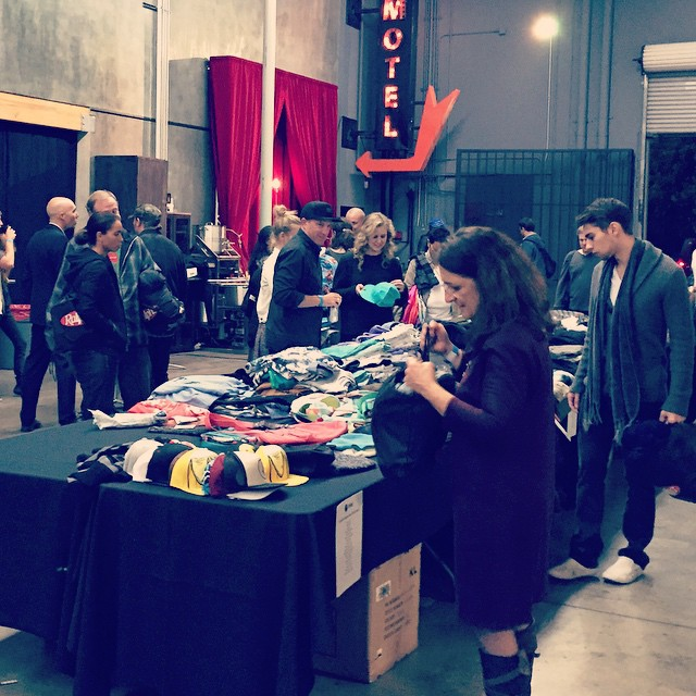 Our #SampleSale is off to a great start! There's still time to come out and score some great deals! #stokedholiday