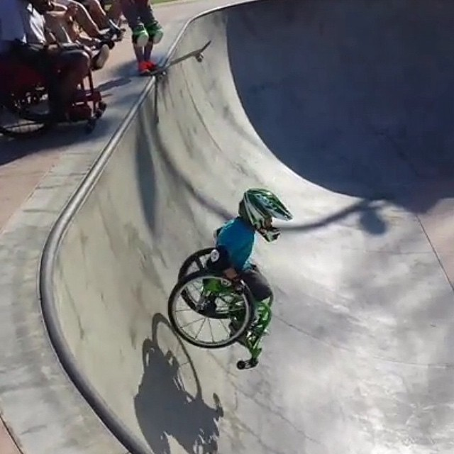 Dropping in! | Regram: @RockinKumuka | #WCMX