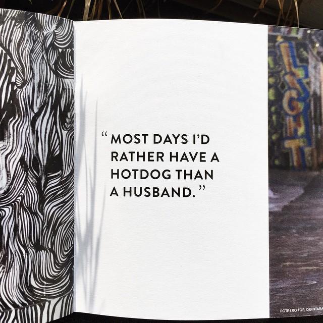 Right? #ss2015 #hotdogsforlife