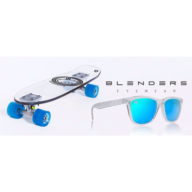 "This week from Dec 7th-Dec 14th if you order a Jelly Board you will receive a FREE pair of Blenders shades! On top of that if you use discount code ""jellyblenders"" you will receive 15% off your entire order! #jellyskateboards #jellylife..."