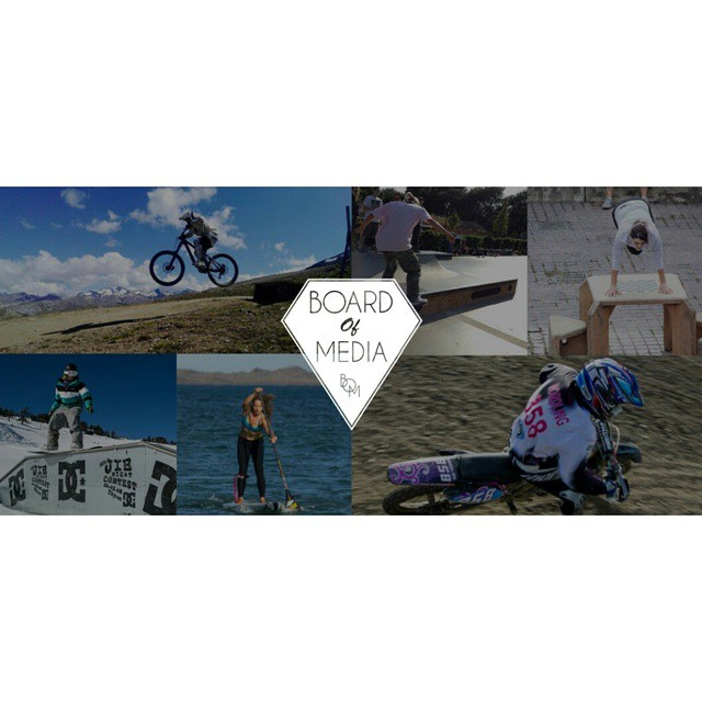Go to www.longboardgirlscrew.com and check Board Of Media is an amazing documentary project and not-for-profit campaign raising awareness of the inequality in action sports. They just launched an Indiegogo Campaign to make this documentary a reality....