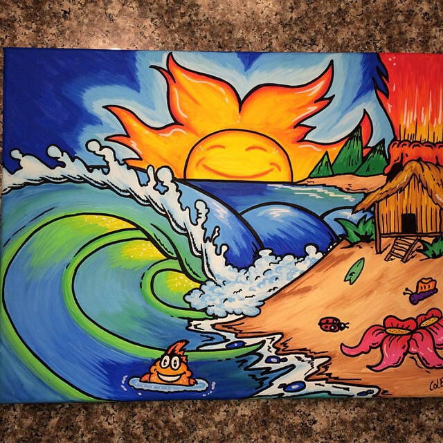 We'd like to showcase the artwork of one of our Activists, Cole Gonia! At just 17 years old, Cole definitely has a bright future ahead of him. If you want to see more of Cole's artwork check out his Instagram @colegoniaart, or take a visit to the...
