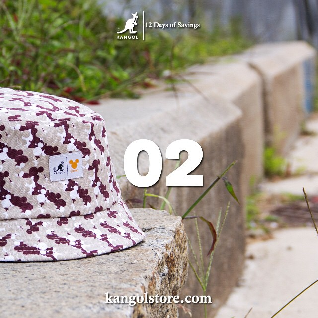 24 Hour Sale — Day 2: 10% Off Kangol Bucket Hat Purchases at http://kangolstore.com Discount Code: ksday2 #kangol12daysofsavings #kangol