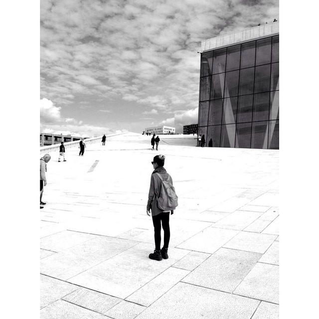 Navajas Suela | Ópera de Oslo | Noruega