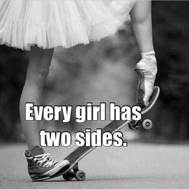 Do you? #beyourself #passion #skateboarding #dance