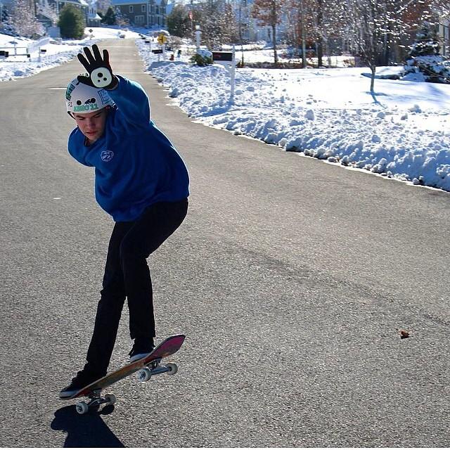 @mikeblackman snow blunt #keepitholesom
