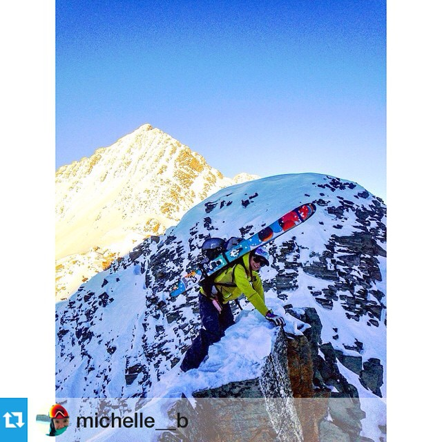 Some adventure inspiration for your Monday morning. #Repost @michelle__b with @repostapp.