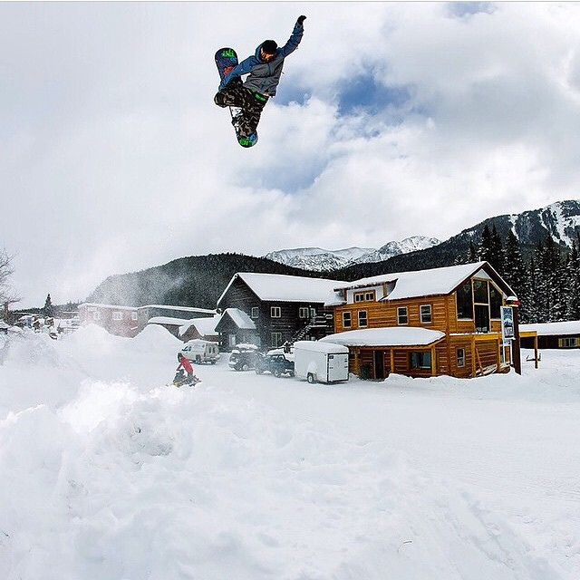 #regram from @twsnow Check out @chrisrasman and the ManBoys video series on twsnow dot com.