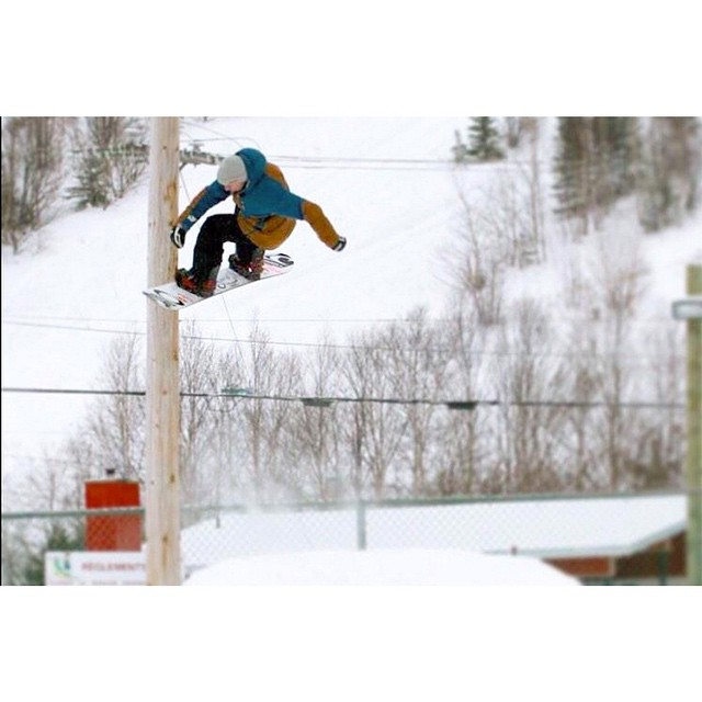 @sebtoots is shreddin' the streets of Canada!  Check out his #RealSnow edit in March 2015.