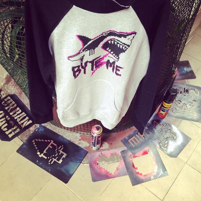 Byte me ⚡️