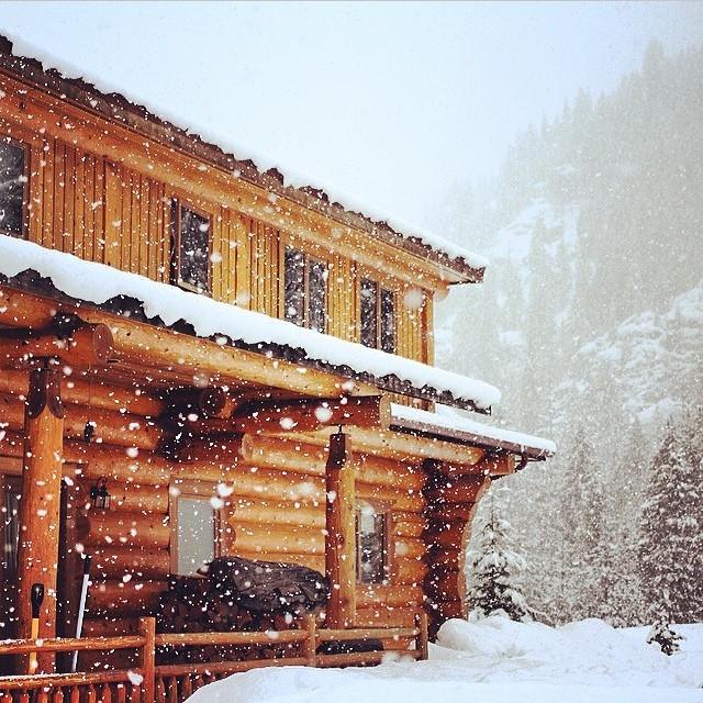 Cabin life captured by @nbjurstrom #NatureOfProof