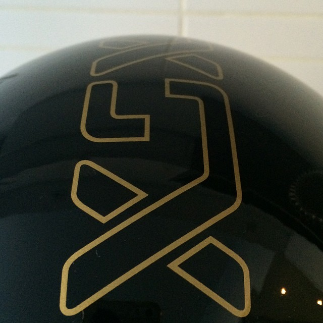 XS x Predator DH6 #blackandgold  is available Spring 2015! Look out to see which rad lady will be the first to wear it! #xshelmets #predatorhelmets #DH6 #skatebikeboardski #downhill #skateboarding