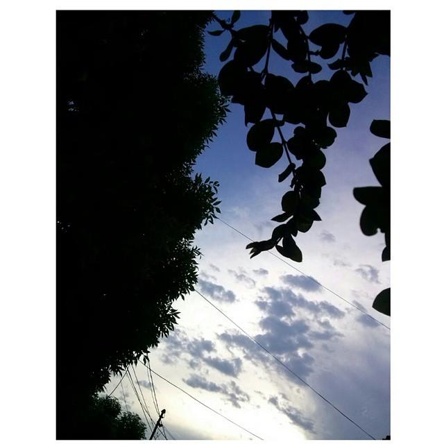 19:19 #sinfiltro #atardecer #instamoment #love #sky