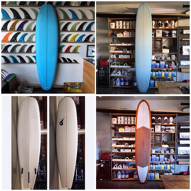 WHAT!? Loaded surfboards!? Not quite but these were hand shaped by the loaded crew @shapersupply #loadedboards #loadedsurf