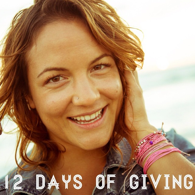 12 DAYS OF GIVING // Pura Vida Bracelets  DAY 1: Here at B4BC, we L O V E the season of giving, AND the season of giving back! Luckily you can do both when you shop our cobranded products from our amazing partners who happen to have stellar products...