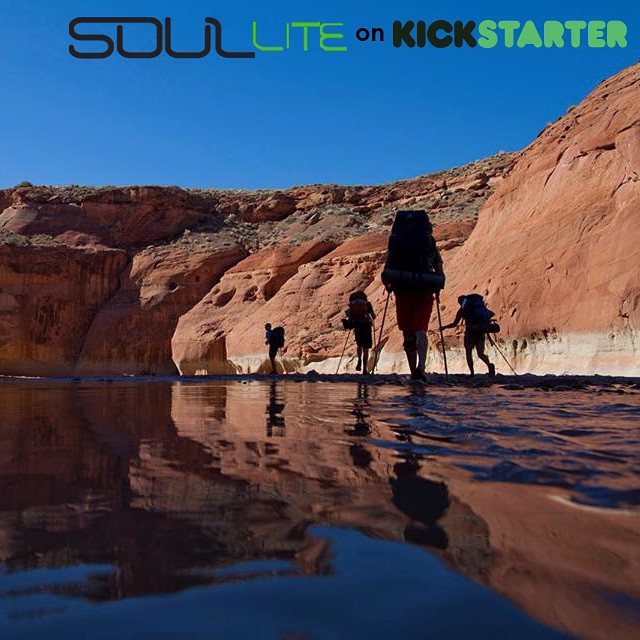 Less than 50hrs remain in the #SoulLiteProject @Kickstarter | Renewable, Durable & Convertible Ski + Hiking Poles // Pledge to support the project and get your hands on the first limited release -> link in bio || PC: @nickcotephoto #plantyoursoul