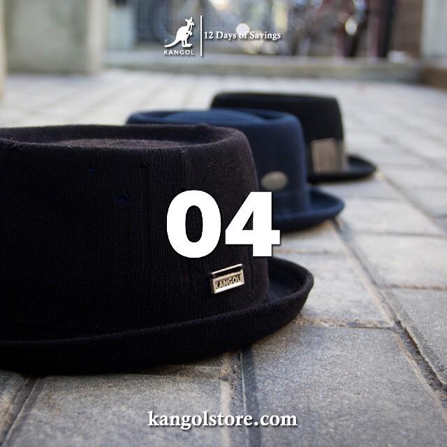 24 Hour Sale —Day 4: 15% Off Kangol Brim Headwear Styles at http://kangolstore.com Discount Code: ksbrims #kangol12daysofsavings #kangol