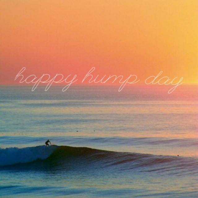Half way to the weekend!! Enjoy your Wednesday Folks! #luvsurfapparel #luvsurf #goodvibes #humpday