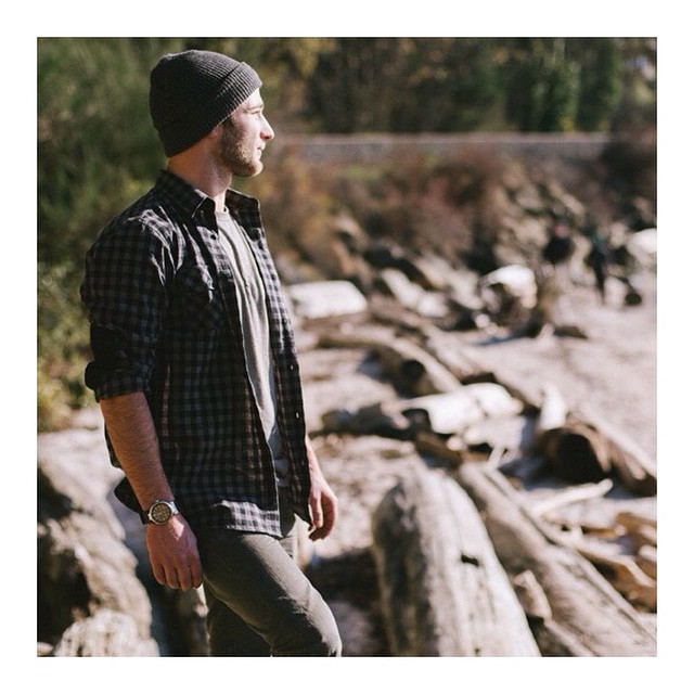 The Check flannel available now at www.disidual.com Photo: Oveth Martinez @ovethmartinez #disidual #flannel #winter