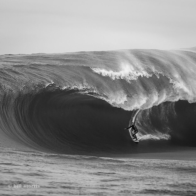 "This wave defines the term ""Thick"". @markmathewssurf is a bad man."