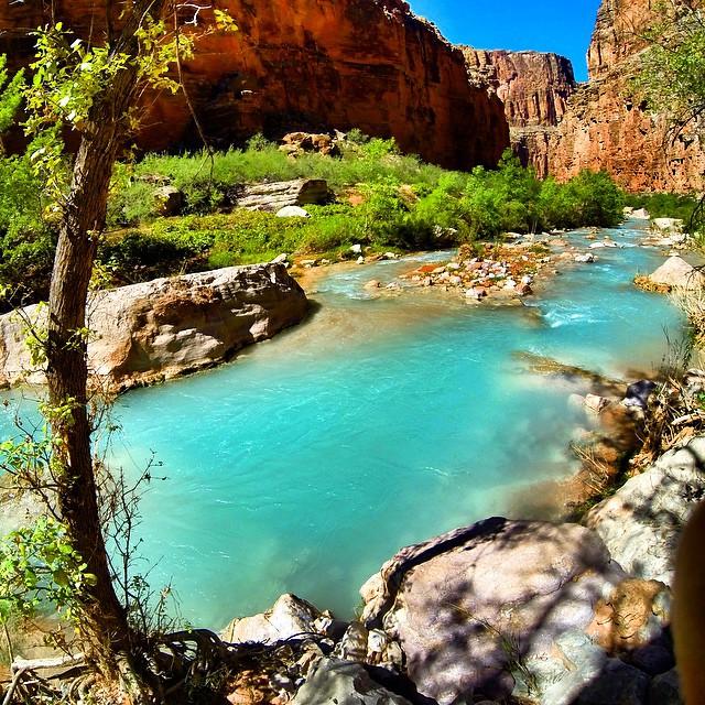 Where dreams are made... #havasu #grandcanyon