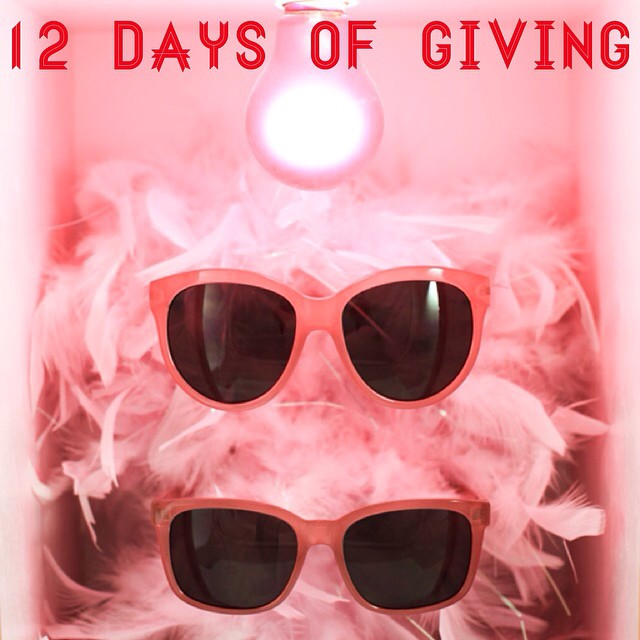 12 DAYS OF GIVING // VonZipper  We can always count on @VonZipper to bring the steeze and this years line of B4BC x VZ shades is no exception! Pick up a pair the Cheeks, Howl or Castaway styles for someone you like at www.b4bc.org/shop and you'll be...