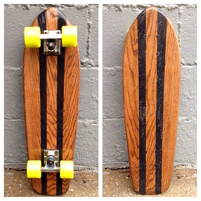 Thoughts on this new classic cruiser color combo? $20 OFF all boards - code = 2020