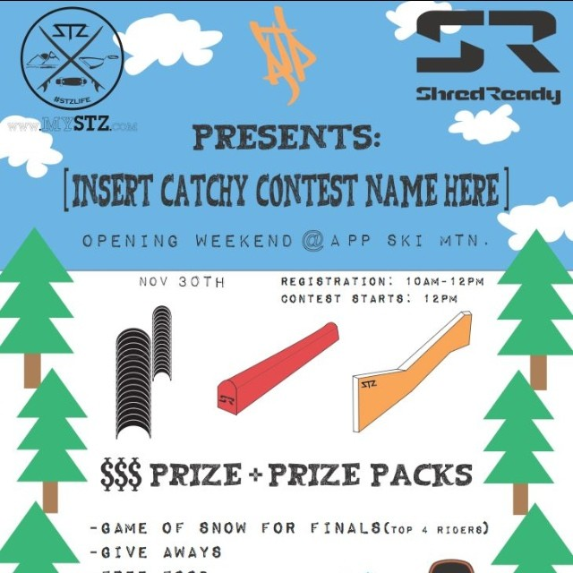 Black Friday SALE: 20% off entire site + every order gets a free tshirt! After catching all these deals head to @appterrainpark tomorrow to win cash and prizes! #stzlife #supportlocal #shopsmall #shrednc #happyshredding #railjam #blackfriday...
