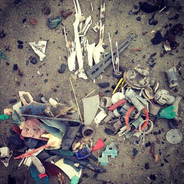"@5gyres has published a global estimate of ocean plastic pollution...we suggest reading it.  Dr. Marcus Eriksen conveys that, ""In the ocean over 90% of the 5.25 trillion [plastic] particles are unidentified microplastics. Though, the majority of the..."