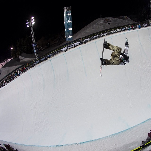 Go big or go home! #xgames