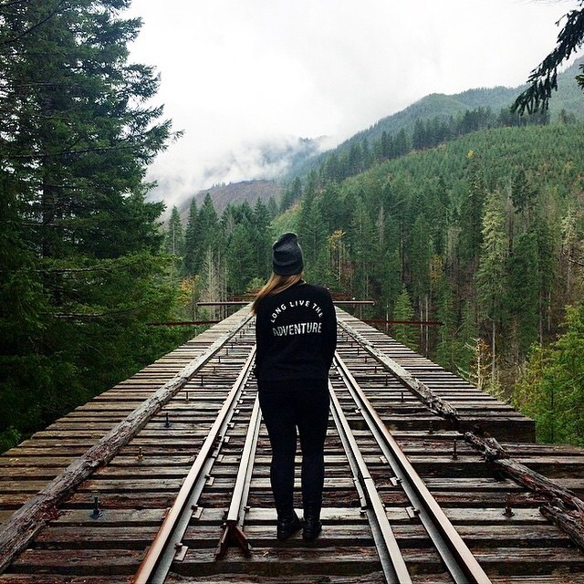 Long live the adventure #nrthwst  PC: @veronicavaugnn #NatureOfProof