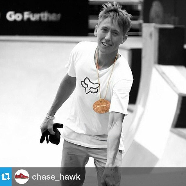 #Repost @chase_hawk ・・・ #ThrowbackThursday at @xgames if you're in Austin make sure and come out to the trail of lights tonight I will be announcing the dates for #XGames 2015! ❌