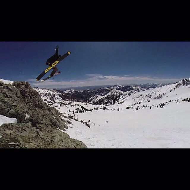 "This guy is genuinely one of the most passionate skiers on Earth... He lives and breathes skiing every single day, all day! And whether he is launching spread eagle cliff drops at Snowbird, or making laps at the local skate park on 3"" of fluff, he is..."