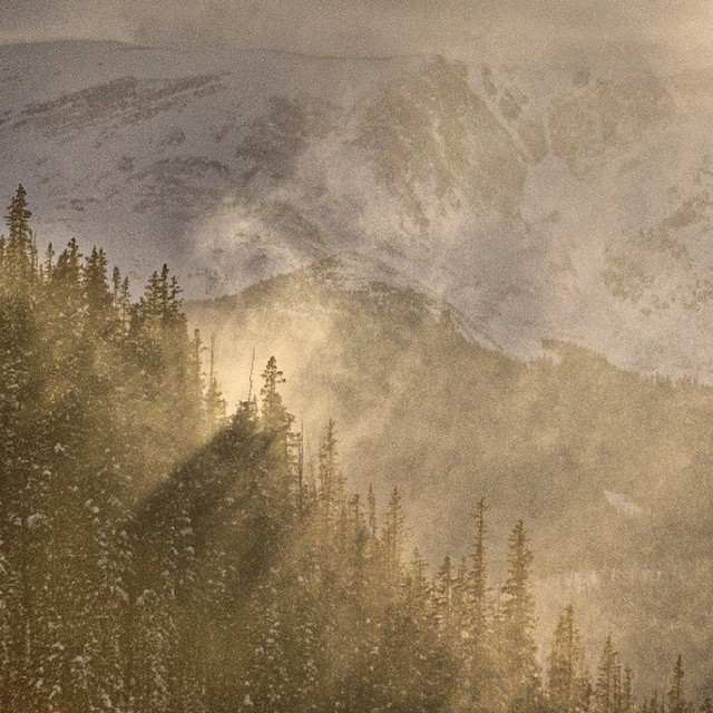 The mountains are calling, have you skied yet? Pc: @dougtheskier #embracethestorm