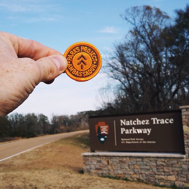 """If someone really cares about parks, this patch is a great way to say you notice. With two spares in the pack, they can pay it forward next time they see someone leaving it better than they found it. Plus who doesn't have fond merit badge memories?""..."