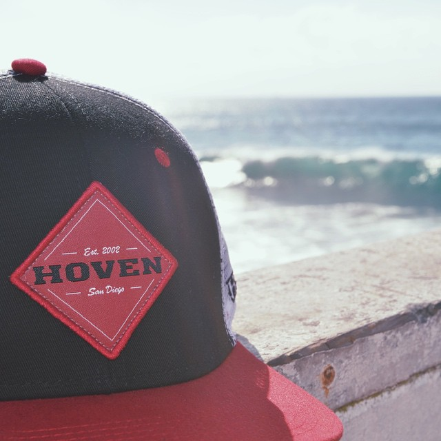 Calm before the storm. #hovenvision #snapback #surfadvisory #surf #wave
