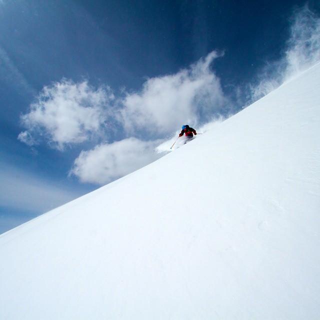 Go ski.