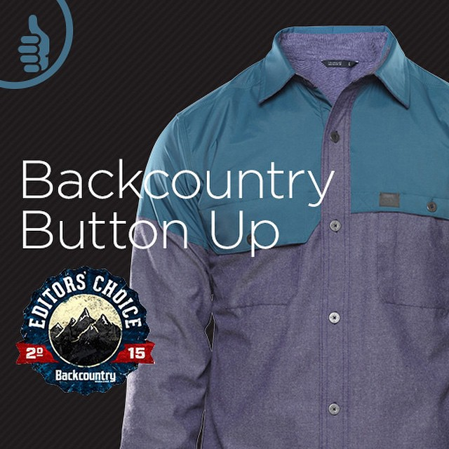 Honored that @backcountrymag picked our Backcountry Button Up as Editors Pick for their mid-layer category. This heritage piece celebrates the versatility of life in the PNW- rugged yet stylish. #trew #trewgear #technylish