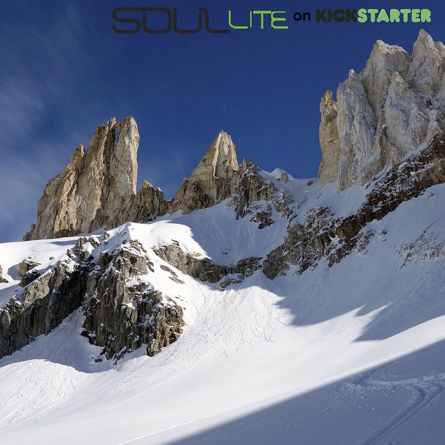 7 hrs remain in the #SoulLiteProject Kickstarter. Do not fall asleep tonight without pledging, sharing, or talking with one person about the movement to create low-impact products for a more sustainable ski and outdoor industry.  #PlantYourSoul ->...
