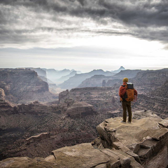 The desert calls. #GetOutStayOut  Photo: @wasatchandy